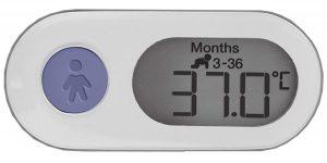 Termometro de contacto Braun