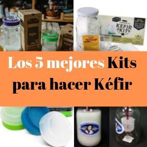 Los 5 mejores kit para hacer kefir